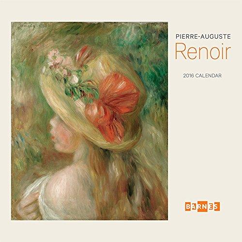 9780764970016: Pierre-auguste Renoir 2016 Calendar