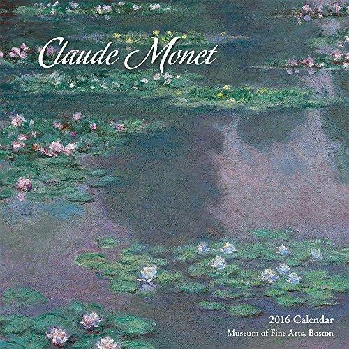 9780764970030: Claude Monet 2016 Calendar