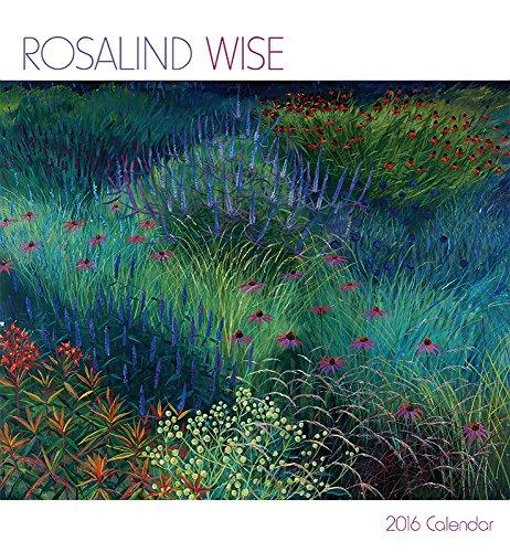 9780764970061: Rosalind Wise 2016 Wall Calendar