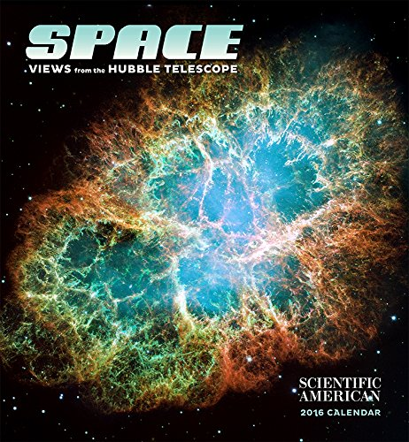 Space/Views from Hubble 2016 Calendar: Scientific American