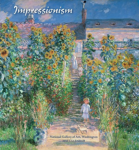 9780764970252: Impressionism 2016 Calendar