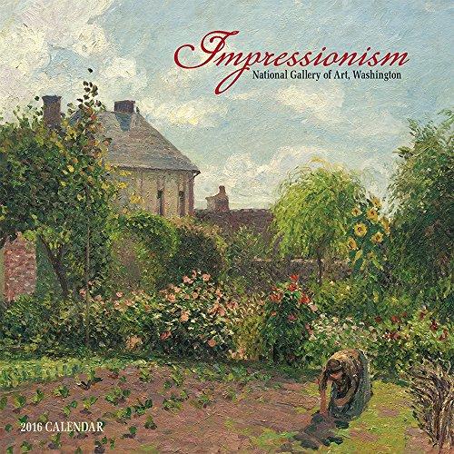 9780764970290: Impressionism 2016 Calendar