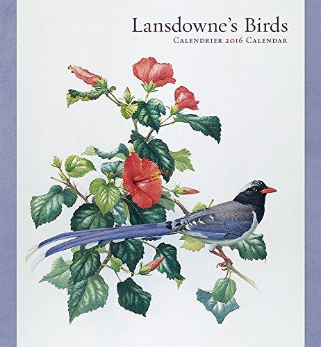 9780764970337: Lansdowne's Birds 2016 Calendar
