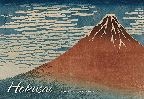9780764970351: Hokusai Book of Postcards AA872