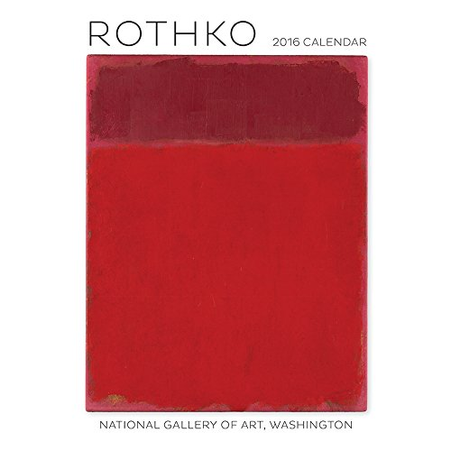 9780764970429: Rothko 2016 Calendar