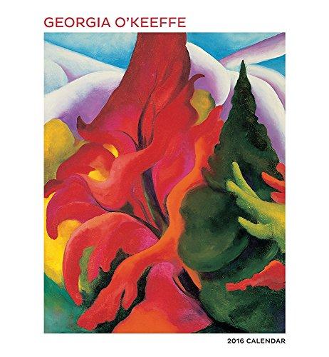 9780764970436: Georgia Okeeffe 2016 Calendar
