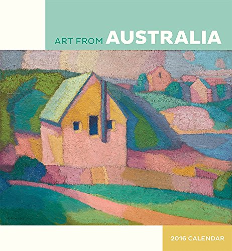 9780764970481: Art from Australia 2016 Calendar