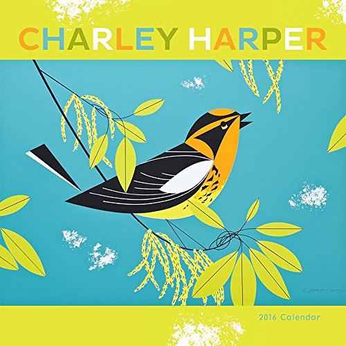 9780764970580: Charley Harper 2016 Calendar