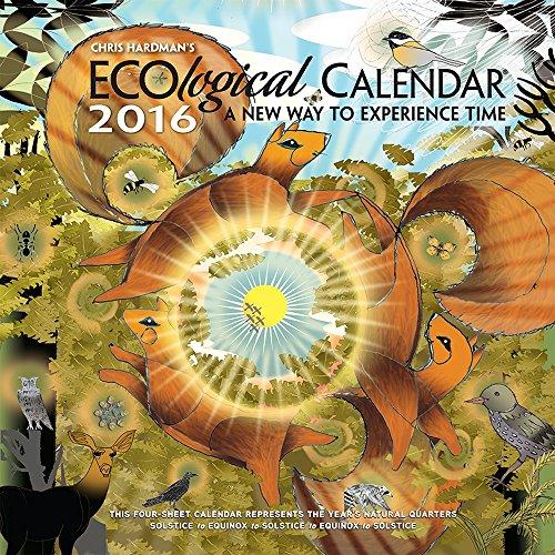 9780764970832: Ecological Calendar 2016 Wall Calendar