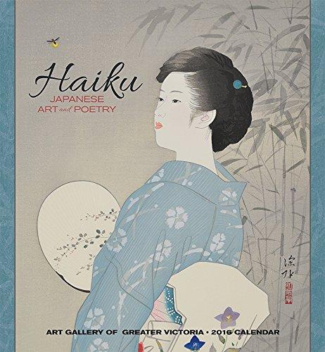 9780764970870: Haiku/Japanese Art and Poetry 2016 Calendar