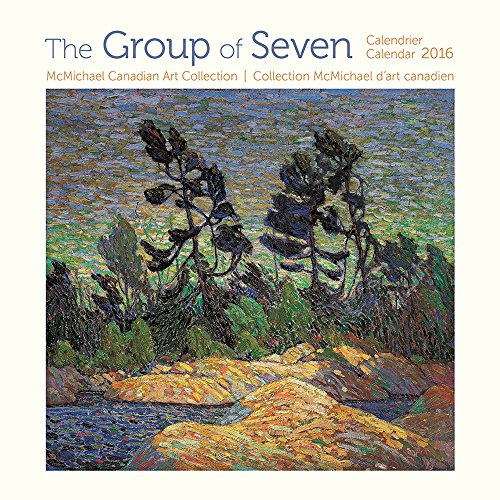 9780764970931: The Group of Seven 2016 Mini Wall Calendar