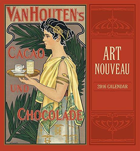 9780764970993: Art Nouveau 2016 Calendar