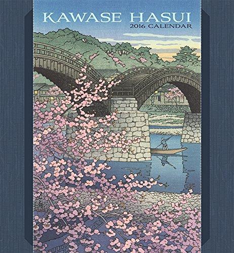 9780764971013: Kawase Hasui 2016 Calendar