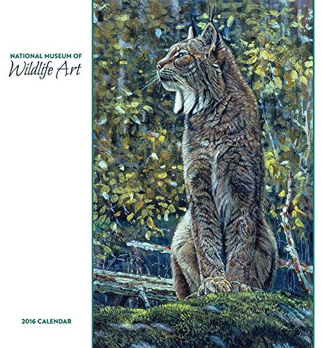 9780764971266: Nat'l Museum Wildlife Art 2016 Wall Calendar
