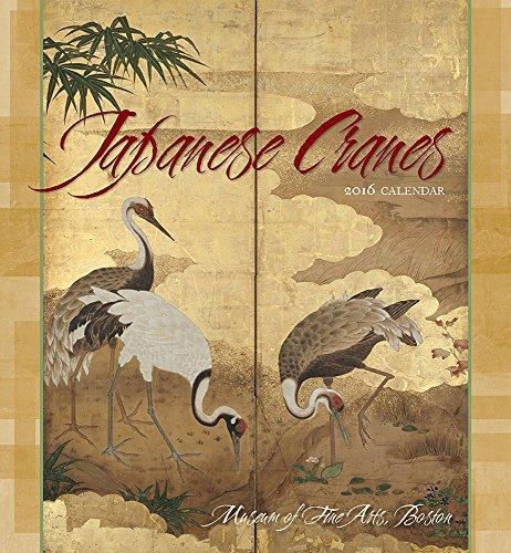 9780764971273: Japanese Cranes 2016 Calendar