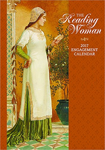 9780764972881: The Reading Woman 2017 Engagement Calendar