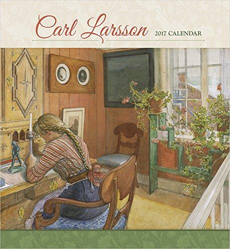 9780764972980: Carl Larsson 2017 Wall Calendar