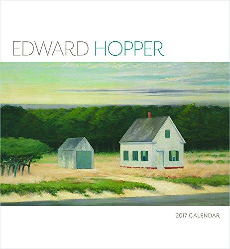 2017 Edward Hopper Wall Calendar