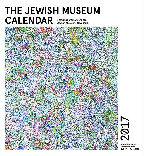 2017 The Jewish Museum Calendar 2017 Wall Calendar