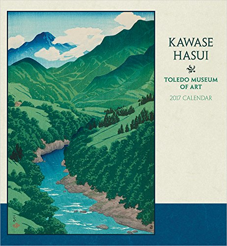 2017 Kawase Hasui Wall Calendar