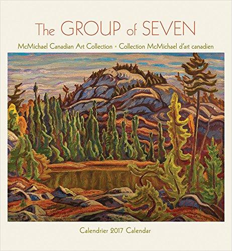 2017 The Group of Seven Wall Calendar