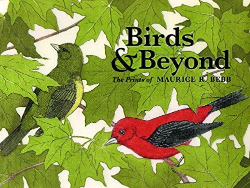 Birds and Beyond: The Prints of Maurice Bebb: North, Cori Sherman