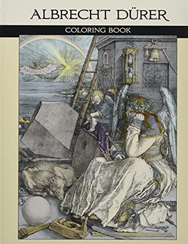 9780764978548: Albrecht Dürer: Coloring Book