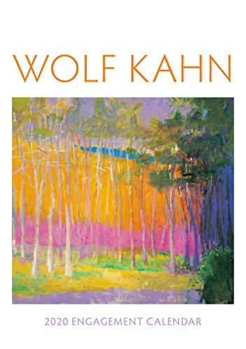 Wolf Kahn 2020 Engagement