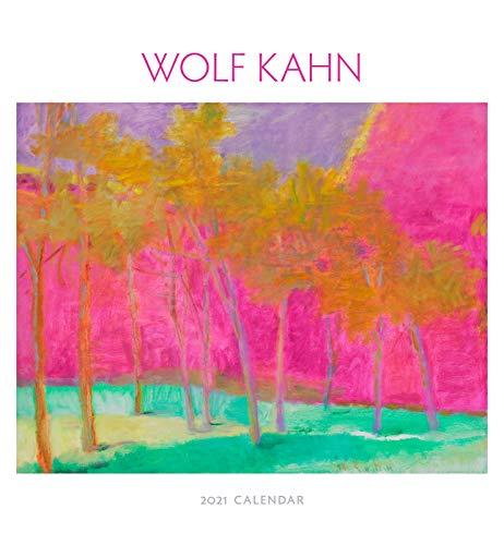 Wolf Kahn 2021 Wall Calendar: Kahn, Wolf