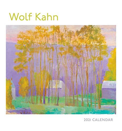 Wolf Kahn 2021 Mini Wall Calendar: Wolf Kahn