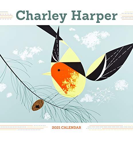9780764998317: Harper, C: Charley Harper 2021 Mini Calendar