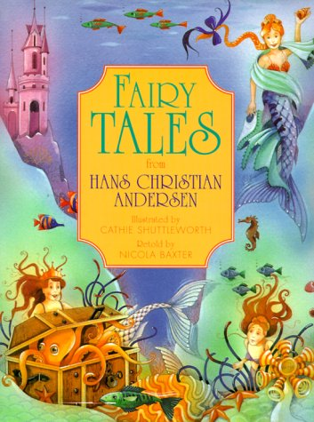 9780765108227: Fairy Tales from Hans Christian Andersen