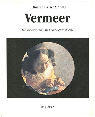 9780765108630: Vermeer (Master Artist's Library)