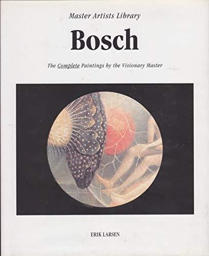 9780765108654: Bosch (Master Artist's Library)