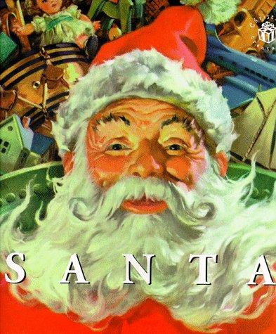 9780765108685: Santa (Christmas Treasures Series)