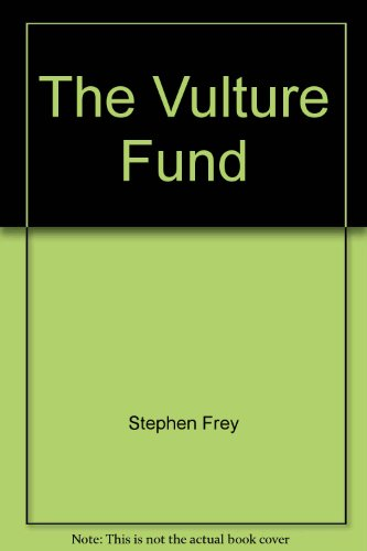 9780765108951: The Vulture Fund