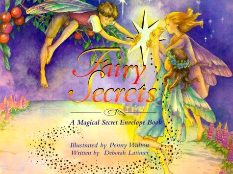 9780765109224: Fairy Secrets: A Magical Secret Envelope Book (Secret Series)