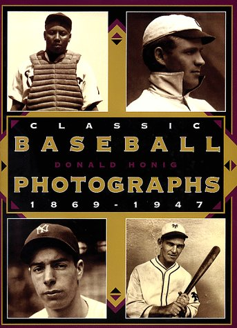 9780765110558: Classic Baseball Photographs, 1869-1947