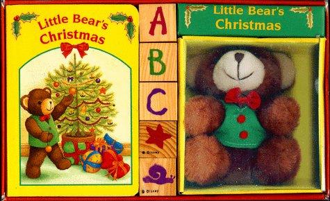 Little Bear's Christmas (0765117002) by Jane Brett