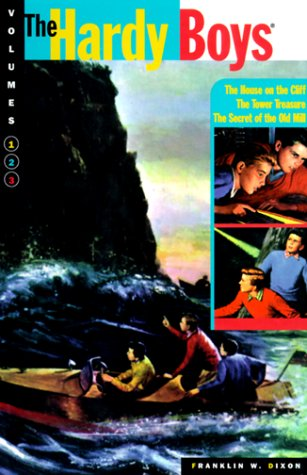 The Hardy Boys (Vols 1,2,3): Franklin W. Dixon