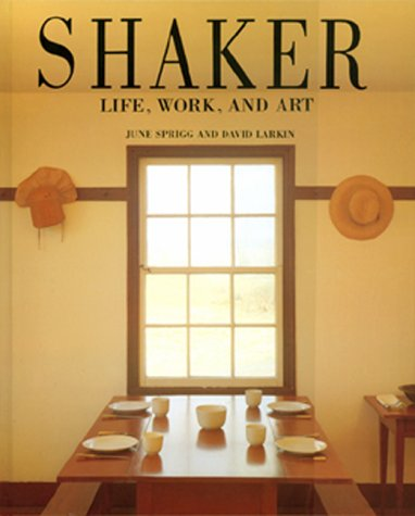 9780765117731: Shaker: Life, Work, and Art