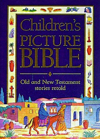 9780765192585: Children's Picture Bible