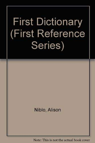 9780765192622: First Dictionary (First Reference Series)