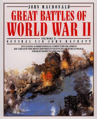 9780765193360: Great Battles of World War II (Great Battles of the World Wars Series)