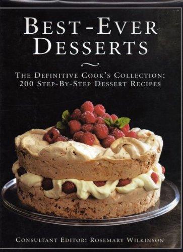 9780765195524: Best-Ever Desserts