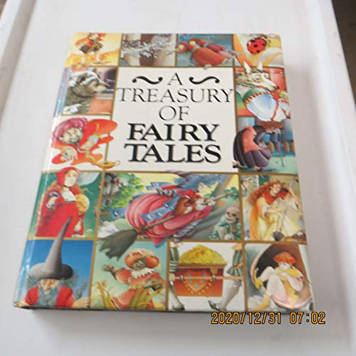 9780765196590: GD: Treasury Of Fairy Tales (N