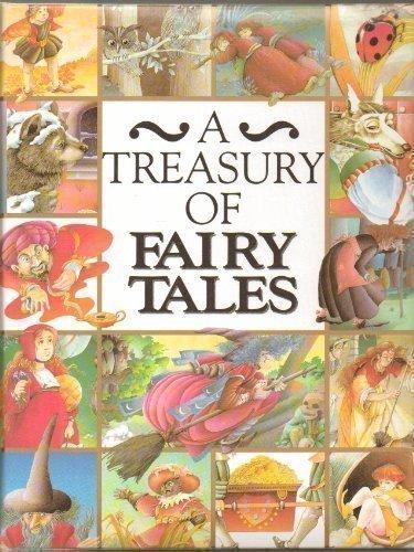 9780765196590: A Treasury of Fairy Tales