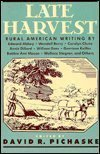 9780765197351: Late Harvest: Rural American Writing