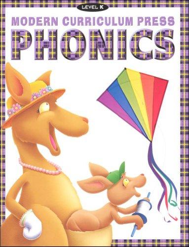 Modern Curriculum Press Phonics, Level K (Little Celebrations Guided Reading): MODERN CURRICULUM ...