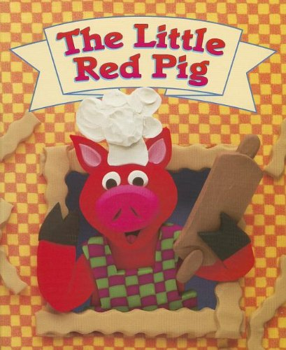 READY READERS, STAGE 3, BENCHMARK EVALUATION BOOK, THE LITTLE RED PIG, SINGLE COPY: MODERN ...